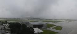 Archiv Foto Webcam Flughafen Salzburg 13:00