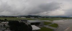 Archiv Foto Webcam Flughafen Salzburg 17:00