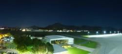 Archiv Foto Webcam Flughafen Salzburg 03:00