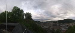 Archiv Foto Webcam Panorama Salzburg Festungsbahn 05:00