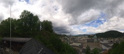 Archiv Foto Webcam Panorama Salzburg Festungsbahn 11:00
