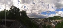 Archiv Foto Webcam Panorama Salzburg Festungsbahn 15:00