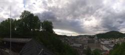 Archiv Foto Webcam Panorama Salzburg Festungsbahn 17:00