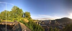 Archiv Foto Webcam Panorama Salzburg Festungsbahn 00:00