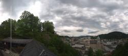 Archiv Foto Webcam Panorama Salzburg Festungsbahn 06:00