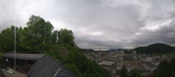 Archiv Foto Webcam Panorama Salzburg Festungsbahn 08:00