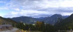 Archived image Webcam Oberammergau - Mountain hut Kolbensattel 06:00