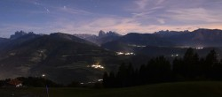 Archived image Webcam Panoramic view Dolomites 18:00
