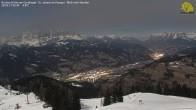 Archiv Foto Webcam Buchau-Hütte am Gernkogel - St. Johann 20:00