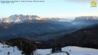 Archiv Foto Webcam Buchau-Hütte am Gernkogel - St. Johann 05:00