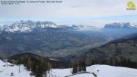 Archiv Foto Webcam Buchau-Hütte am Gernkogel - St. Johann 07:00