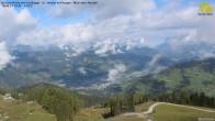 Archiv Foto Webcam Buchau-Hütte am Gernkogel - St. Johann 04:00
