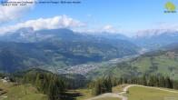 Archiv Foto Webcam Buchau-Hütte am Gernkogel - St. Johann 08:00