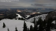 Archived image Webcam Kampenwand - View to the North 16:00
