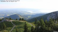 Archived image Webcam Kampenwand - View to the North 00:00