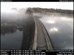 Archiv Foto Webcam Sperrmauer mit Blick auf den Möhnesee in Günne 02:00