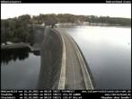 Archiv Foto Webcam Sperrmauer mit Blick auf den Möhnesee in Günne 04:00