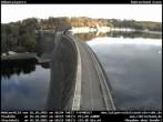 Archiv Foto Webcam Sperrmauer mit Blick auf den Möhnesee in Günne 06:00
