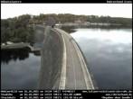 Archiv Foto Webcam Sperrmauer mit Blick auf den Möhnesee in Günne 10:00