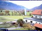 Archiv Foto Webcam Aschau im Chiemgau - Blick Richtung Süden auf Aschau 08:00