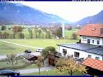 Archiv Foto Webcam Aschau im Chiemgau - Blick Richtung Süden auf Aschau 10:00