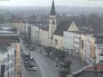 Archiv Foto Webcam Stadtplatz Mühldorf am Inn 02:00