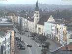 Archiv Foto Webcam Stadtplatz Mühldorf am Inn 04:00