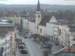 Archiv Foto Webcam Stadtplatz Mühldorf am Inn 08:00