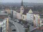 Archiv Foto Webcam Stadtplatz Mühldorf am Inn 12:00