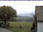 Archiv Foto Webcam Strobalm - Piding - Aufham - Bad Reichenhall 08:00