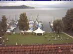 Archiv Foto Webcam Prien Yachthotel - Blick auf den Chiemsee 02:00