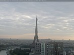 Archived image Webcam Panoramic View Paris - Eiffel Tower 02:00