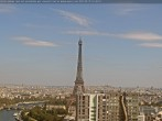 Archived image Webcam Panoramic View Paris - Eiffel Tower 06:00