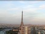 Archiv Foto Webcam Panorama Paris - Blick auf den Eiffelturm 17:00