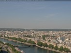 Archived image Webcam Beaugrenelle Shopping Mall - View to the west 09:00