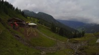 Archived image Webcam Grossarl: View Loosbuehelalm 12:00