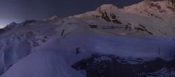 Archived image Webcam Saas Fee - Glacier 00:00