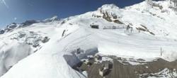 Archived image Webcam Saas Fee - Glacier 04:00
