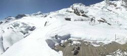 Archived image Webcam Saas Fee - Glacier 06:00