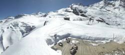 Archived image Webcam Saas Fee - Glacier 08:00