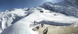 Archived image Webcam Saas Fee - Glacier 10:00
