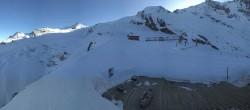 Archived image Webcam Saas Fee - Glacier 12:00