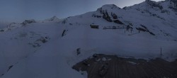 Archived image Webcam Saas Fee - Glacier 14:00