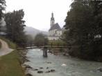 Archived image Webcam Ramsau - Berchtesgaden - St. Sebastian Church 12:00