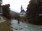 Archived image Webcam Ramsau - Berchtesgaden - St. Sebastian Church 14:00