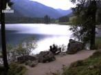 Archiv Foto Webcam Luitpoldweg am Hintersee in Ramsau bei Berchtesgaden 09:00