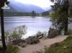 Archiv Foto Webcam Luitpoldweg am Hintersee in Ramsau bei Berchtesgaden 11:00