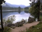 Archiv Foto Webcam Luitpoldweg am Hintersee in Ramsau bei Berchtesgaden 13:00