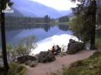 Archiv Foto Webcam Luitpoldweg am Hintersee in Ramsau bei Berchtesgaden 15:00