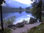 Archiv Foto Webcam Luitpoldweg am Hintersee in Ramsau bei Berchtesgaden 17:00
